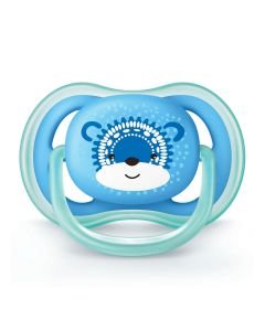 Philips Avent - CHUPON ULTRA AIR 6-18M NIÑO X1 OSO