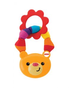 Fisher Price - Sonaja Mordedor Osito Divertido 0m+