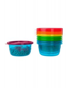 Pack de Bowls con Tapa 8 OZ 6 Pack - The First Years