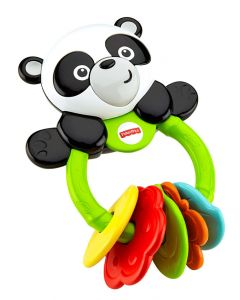 Fisher Price - Sonaja Panda Divertido 3m+
