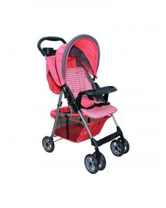 C-9 Coche Paseo Pipe Pink