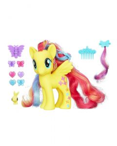 My Little Pony Styling Strands Fashion Pony Fluttershy