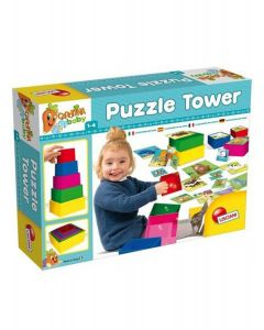 Eurosur - Baby Puzzle Tower