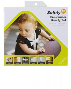 Safety 1st - Kit de Seguridad Para Bebe 12 pcs