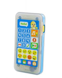 Fisher Price - Smartphone azul