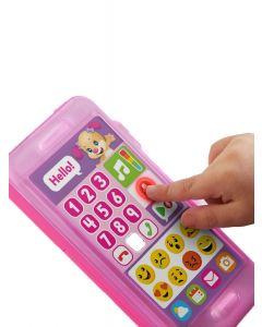 Fisher Price - Smartphone rosado