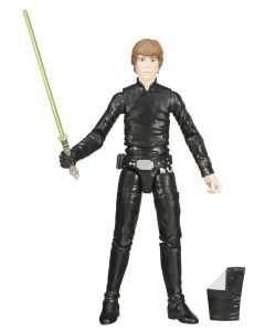 Star Wars - Luke Skywalker - Edición The Black Series - Figura 15cm