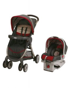 Graco - Coche Travel System SRCK 30 Fast Action Fold Finley
