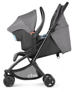 Cybex - ETU Travel System Smoky Anthracite