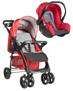 Infanti – Coche Andes Travel System Mist Rojo*